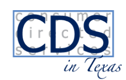 CDS in Texas Logo